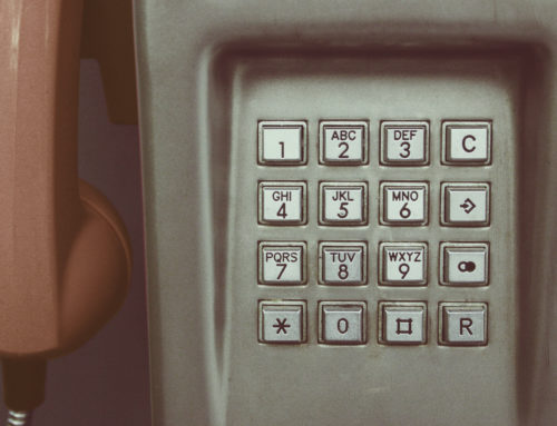 Si estás preso y quieres hacer una llamada: